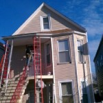 AFTER - ROOF , SIDING , GUTTERS