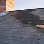 WIND DAMAGE TO SHINGLES